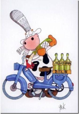 Vaches page 3 - Vache dessin humour ...